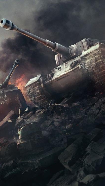 BG World of Tanks screenshot-4
