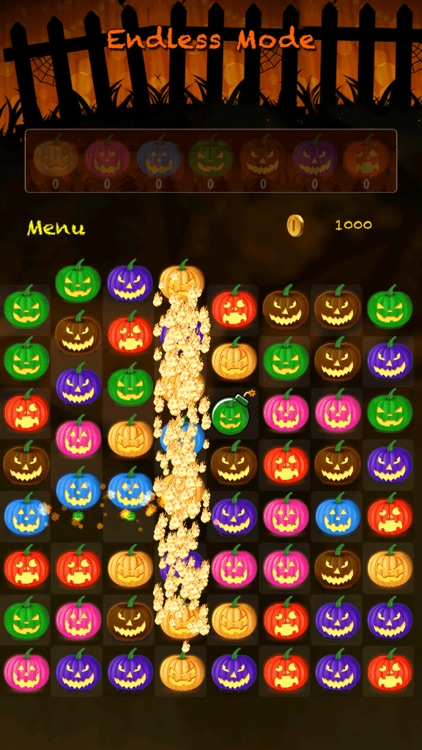 Halloween Crush Mania screenshot-4