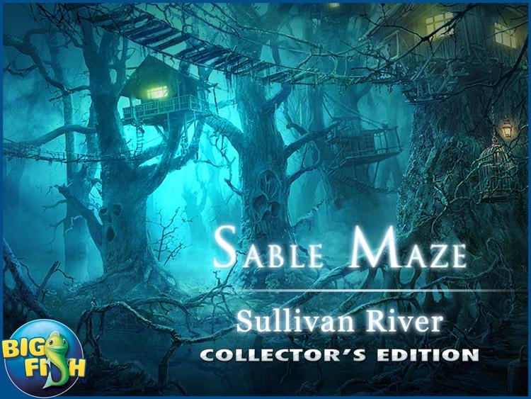 Sable Maze: Sullivan River HD - A Mystery Hidden Object Adventure screenshot-4