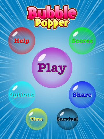 Screenshot #6 pour Bubble Popper - For Kids, Boys & Girls!!!