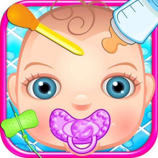 ER Baby Nurse - Emergency Doctor Infant Care & EMT - Kids Fun Games FREE