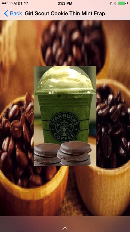 Secret Drink of the Week - Starbucks edition