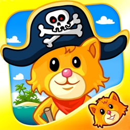 My Pirates Puzzles - Mr. Pepper's Pirate Puzzle For Preschool Kids and Toddlers