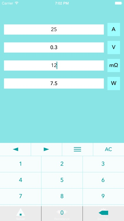 Ohmulator — Ohm's Law Calculator