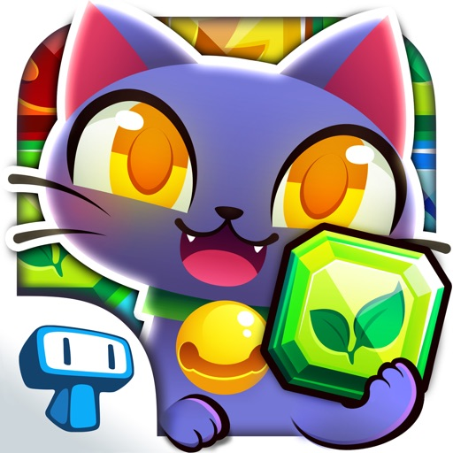 Magic Cats - Match 3 Puzzle Game with Pet Kittens