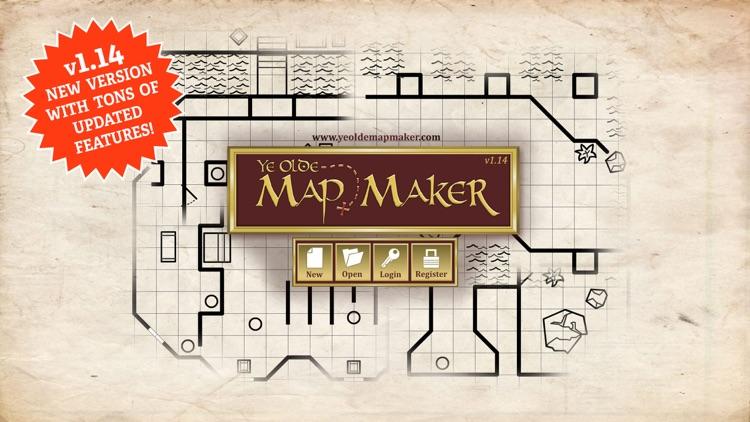 Ye Olde MapMaker