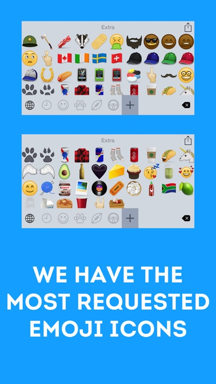 Emoji Free - Extra Icons screenshot-3