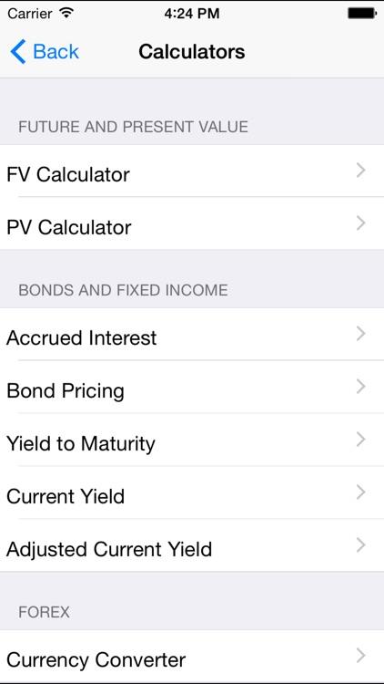 Stock Signals Pro, TRADING signals and portfolio management screenshot-4