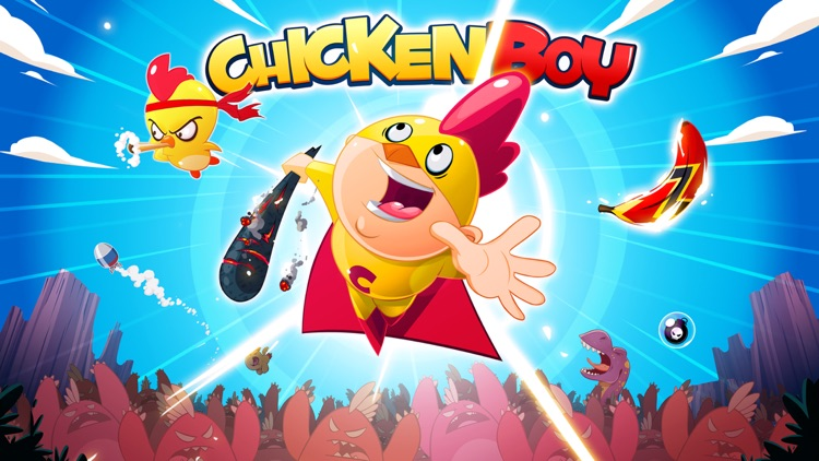 Chicken Boy screenshot-0