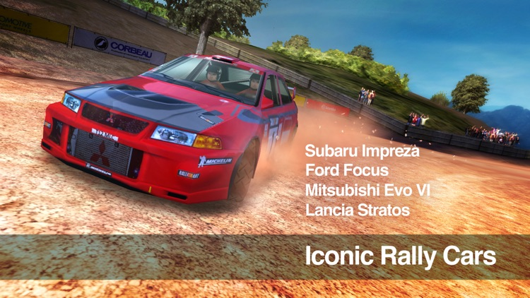 Colin McRae Rally screenshot-1