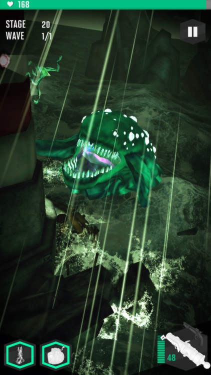 Shoggoth Rising screenshot-4