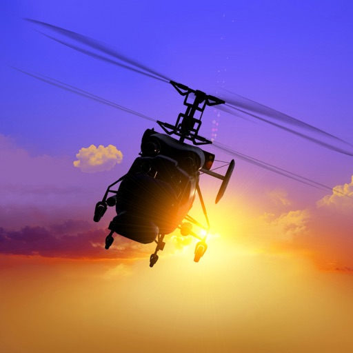 Ace Choppers - Free Apache Helicopter World War Game