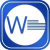 iWord Processor: Word编辑器+ PDF批注。