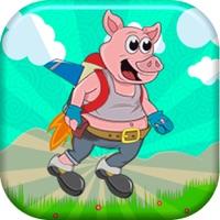 Codes for Jet Pack Pig - Sonic Space Adventure via Jetpack, Rocket or Plane - Piggy Style! Hack