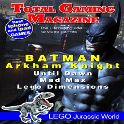 Total Gaming Magazine - The #1 New Games Magazine Bringing You the Very Best Reviews and Features!