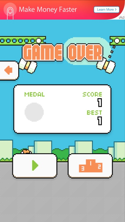 Swing Copters screenshot-3