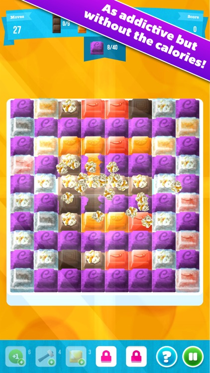 Choco Blocks Free by Mediaflex Games screenshot-3