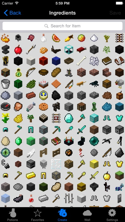 Potions for Minecraft – Visual Step-by-Step Guide screenshot-3