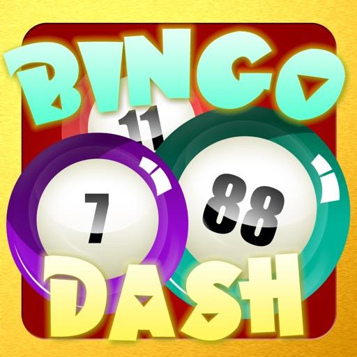 Bingo Dash - Free Bingo Game icon