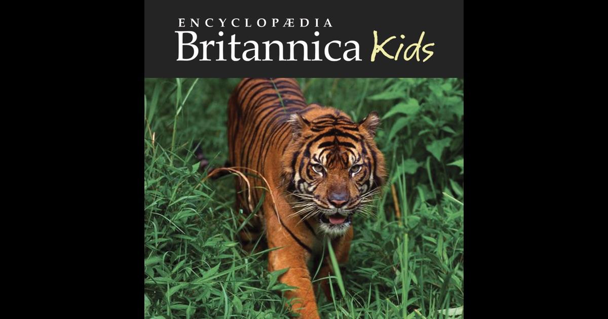 Britannica Kids: Rainforests on the App Store