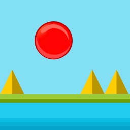 Mr Bouncing Ball-Addictive acrade game for kids and girls