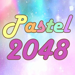 2048 Pastel: Amazing Colourful Tiles Numbers Unbeatable Puzzle Game