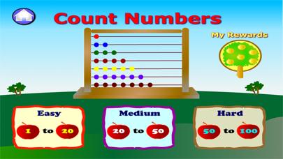 Preschool Numbers Lite screenshot two