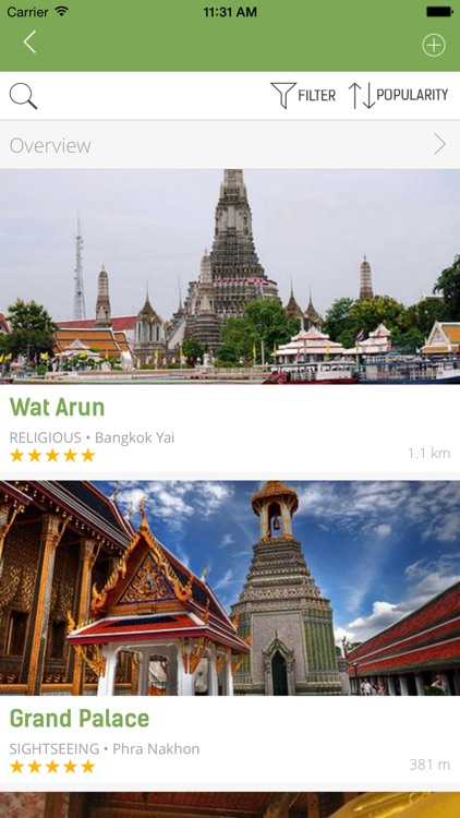 Bangkok Travel Guide (with Offline Maps) - mTrip screenshot-3