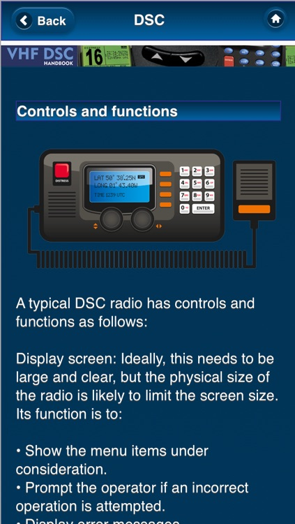 VHF DSC Handbook - Adlard Coles Nautical screenshot-2