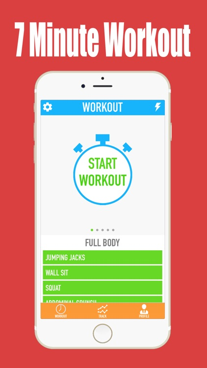 7 to 10 Minute Workout Pro - Ultra Fitness App