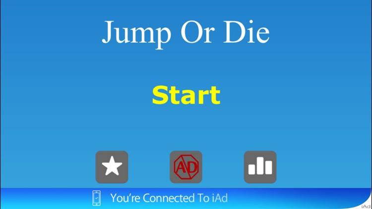 Jump Or Die - Ninja Jump