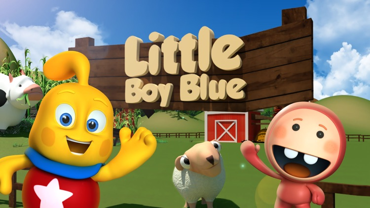 Little Boy Blue 3D Interactive Story Book For Children In Preschool To Kindergarten FREE Screenshot