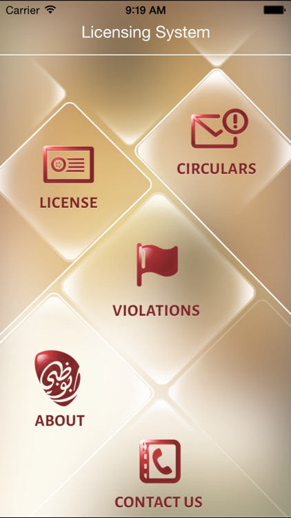Abu Dhabi Tourism e-Licensing screenshot-1