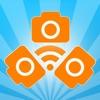 ペアシャッター(カメラのシャッターボタンを同期!) - iPhoneアプリ