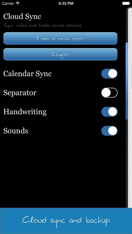 Everyday Notes screenshot-4