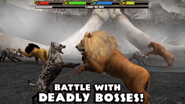 Ultimate Lion Simulator screenshot-3