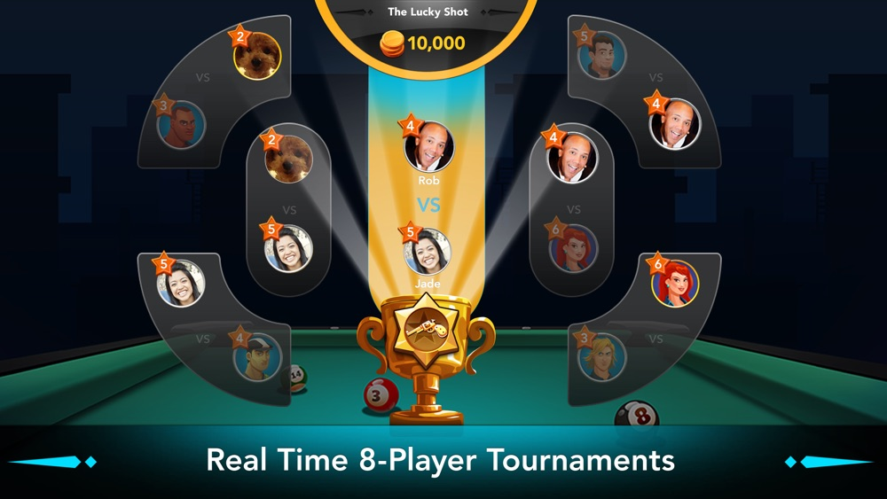 8 Ball Pool by Storm8 hack tool