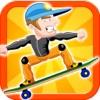 Unreal Downhill Skateboarding - The Pro Skating Racing Game