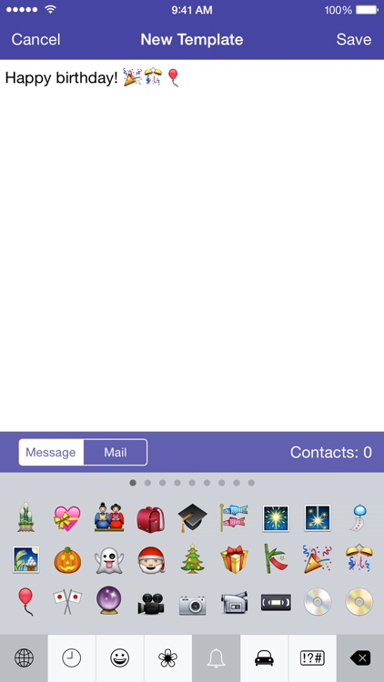 SwiftMessage screenshot-3