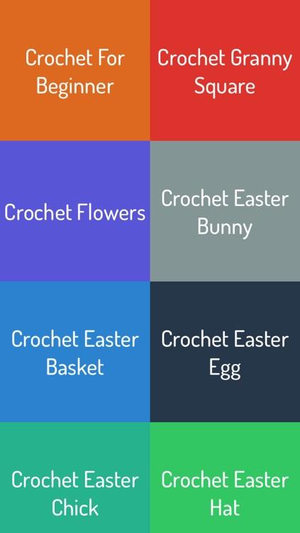 Crochet Guide - Beginner & Easter