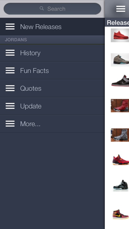 SPG Lite: Sneaker Release Dates screenshot-2