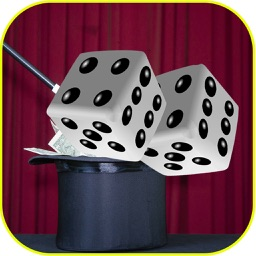 "Royal Casino Dice Magic - ""AAA Fun magic Casino"""