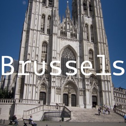 hiBrussels: Offline Map of Brussels(Belgium)