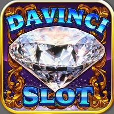 Activities of Slot - Diamonds of DaVinci Code HD
