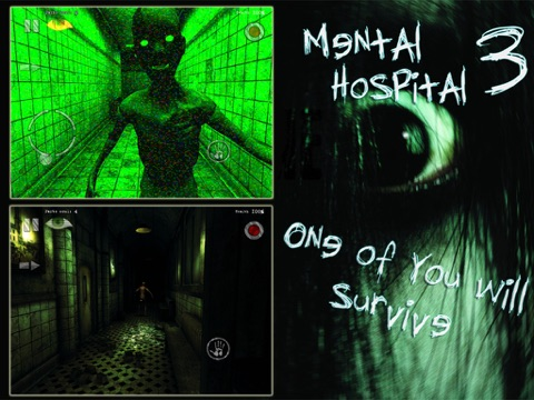 Mental Hospital III Lite-ipad-3