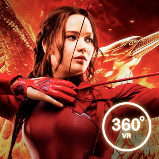 The Hunger Games: Mockingjay Part 2 - Virtual Reality & London Premiere Experience App