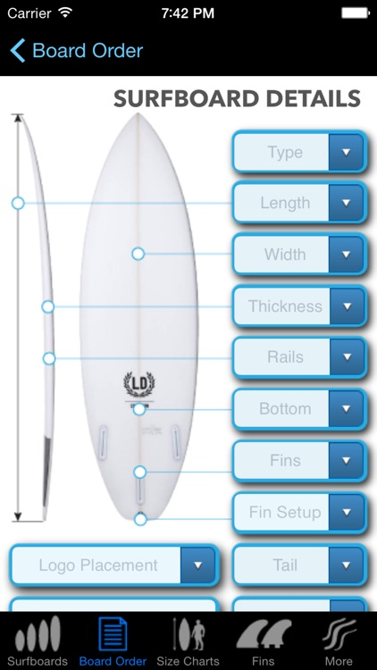 iSurfer - Surfboards Guide
