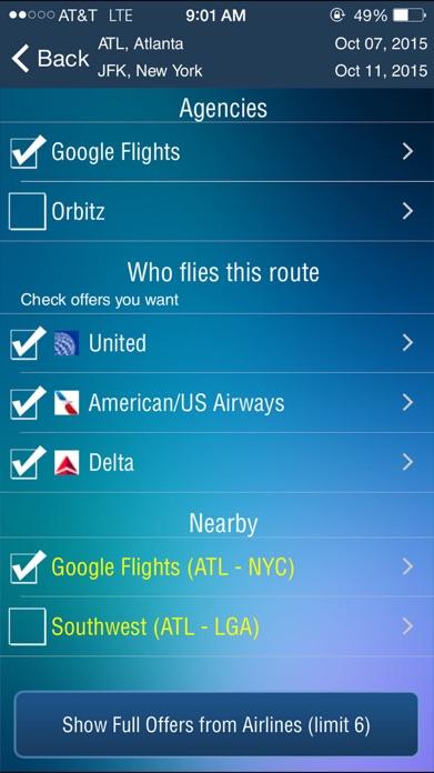 Atlanta Airport (ATL) Flight Tracker ATL Radar Screenshot