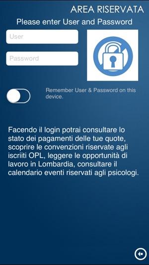 OPL - Ordine degli psicologi della Lombardia trên App Store