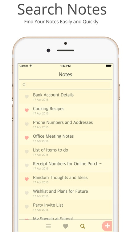 Notes - Captures your everyday notes screenshot-3